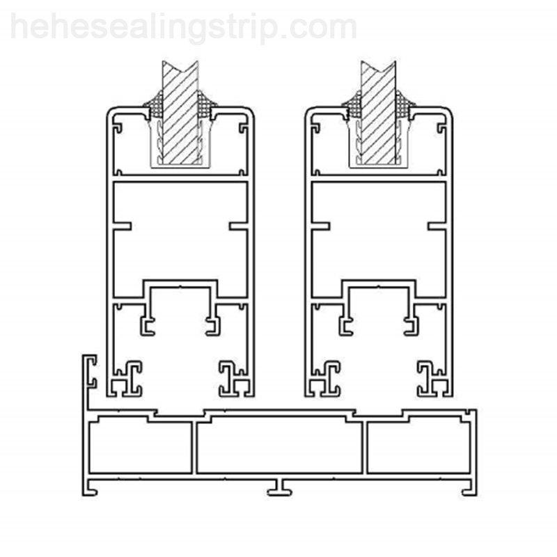 Compound Sealing Strip   EP003A-MF
