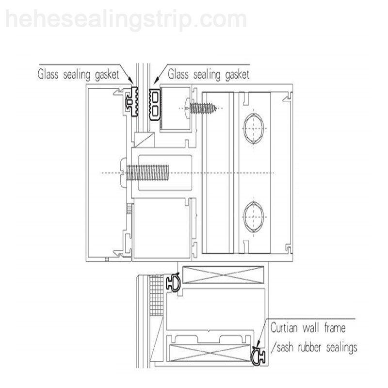 Reformative PVC- Sealing Rubber Series  F380B
