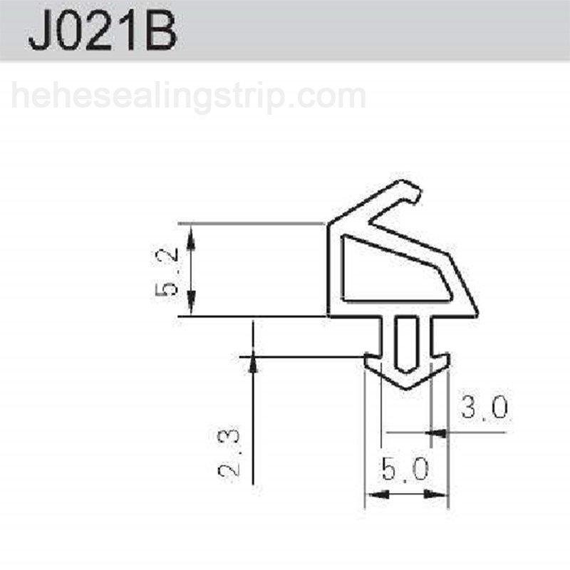 Reformative PVC- UPVC Sealing Rubber   J021B