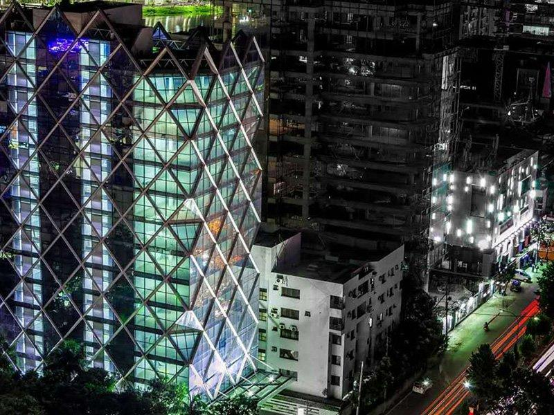 Bangladesh Glasshouse