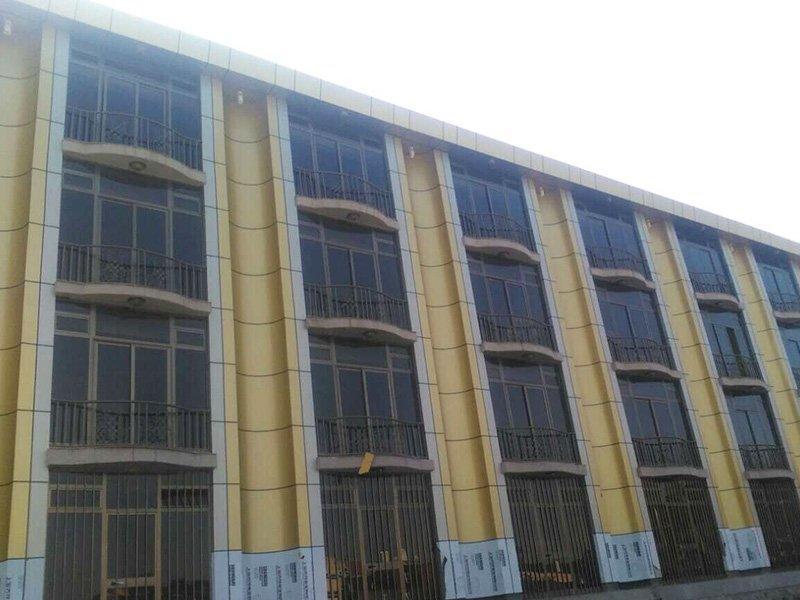 Ethiopia central jimma hotel