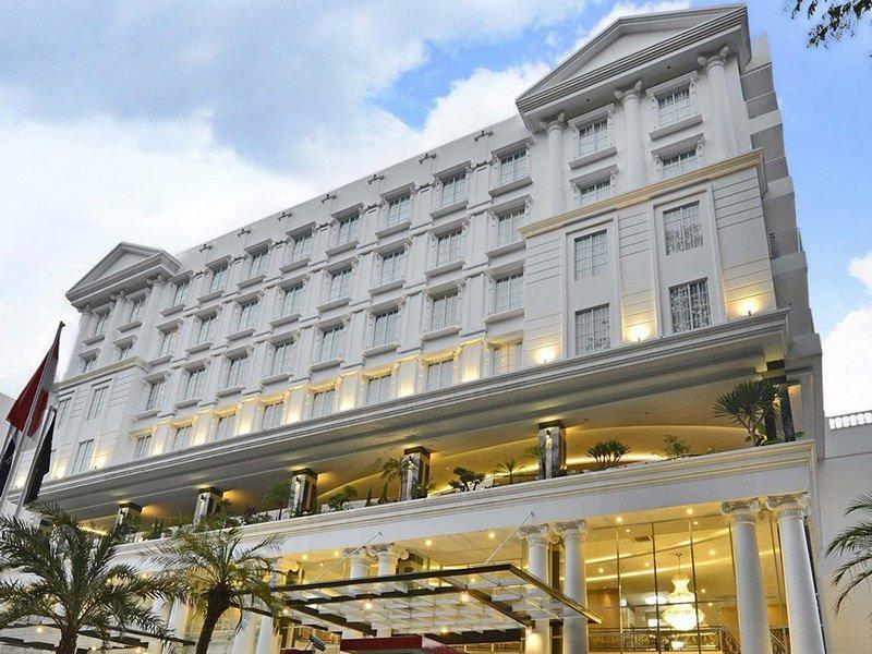 Indonesia  Grandhika Hotel