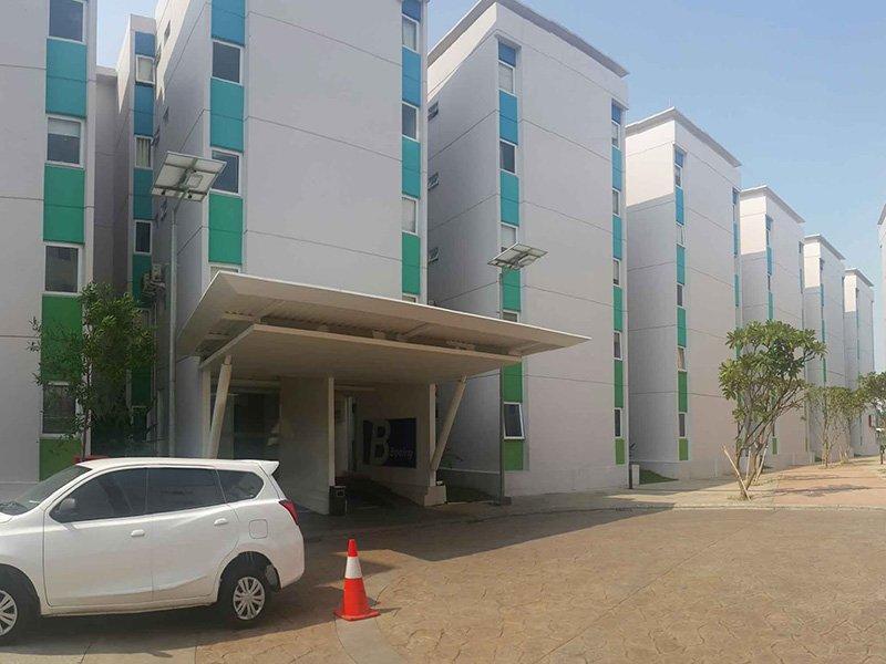 Indonesia -Aeropolis Apartment