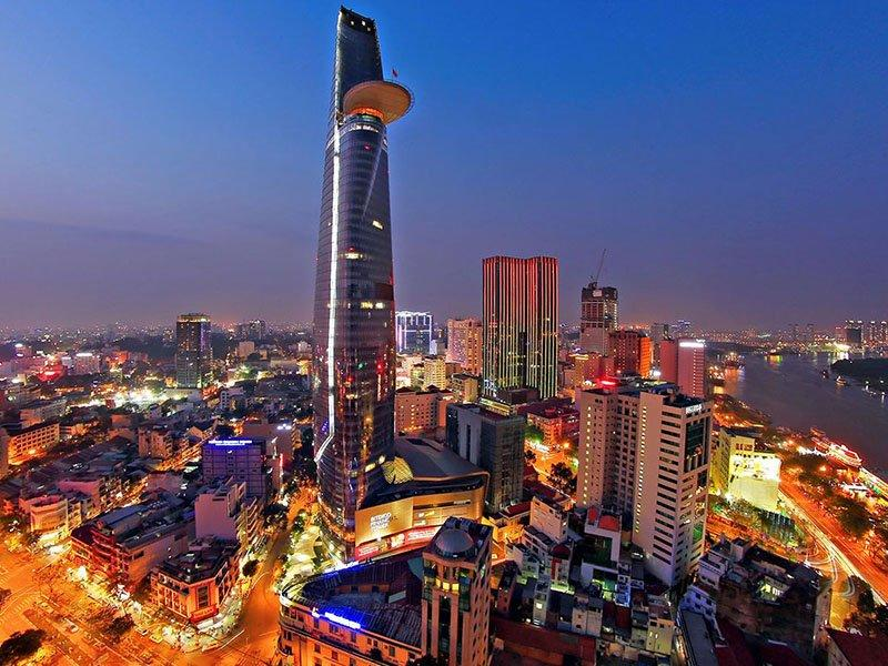 Vietnam Bitexco Tower