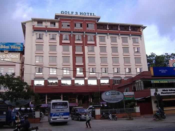 Vietnam Hotel golf