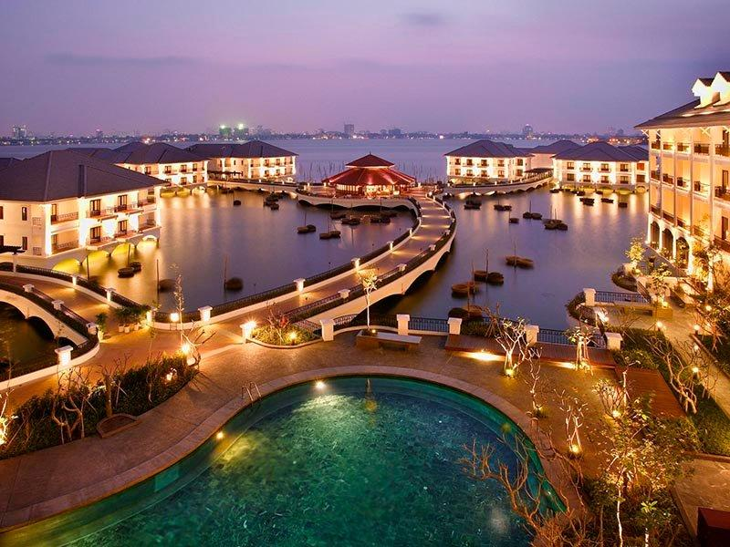 Vietnam  INTERCONTINENTAL HOTELOverview