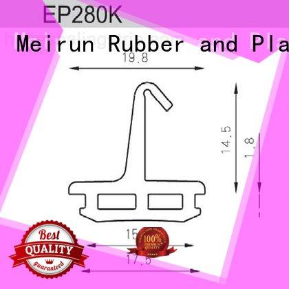 Meirun silicone rubber strip strip pvc material reformative