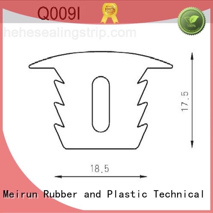 Meirun online 1mm rubber strip customized for car