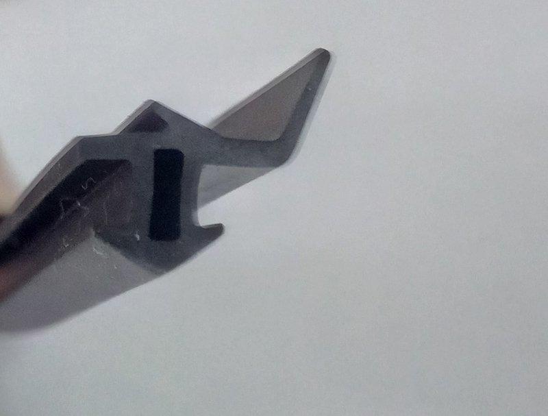 EPDM- UPVC Sealing Rubber Strip EP276H