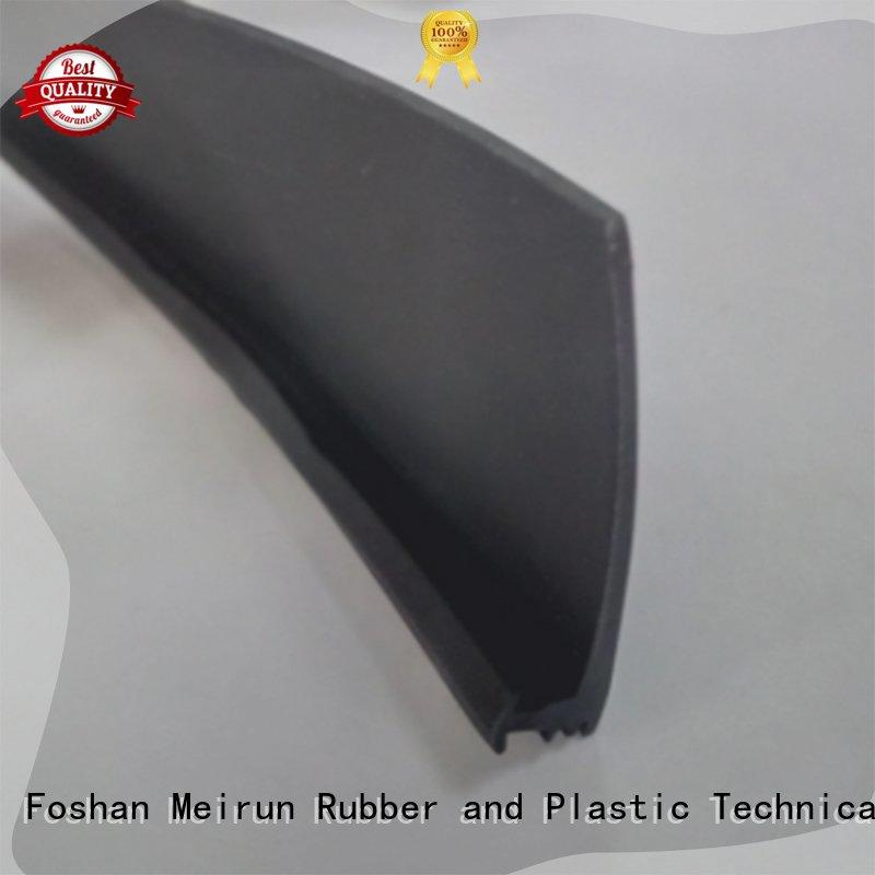 sealing rubber strip tpv for indoor Meirun