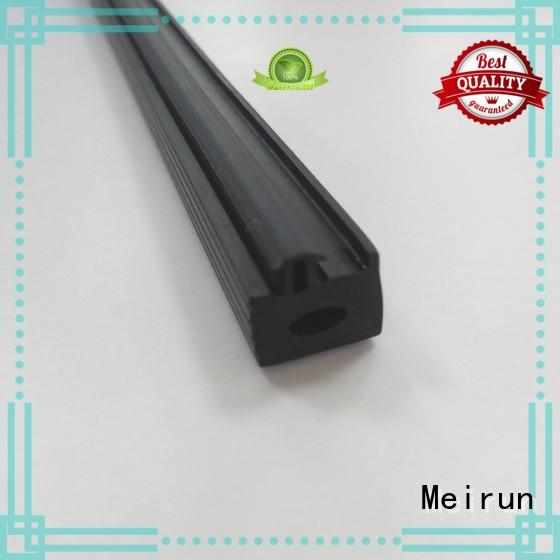 Meirun series flat rubber strips series for window seal
