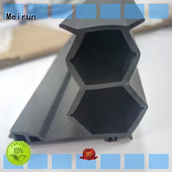 self adhesive rubber sheet rubber for door seal Meirun
