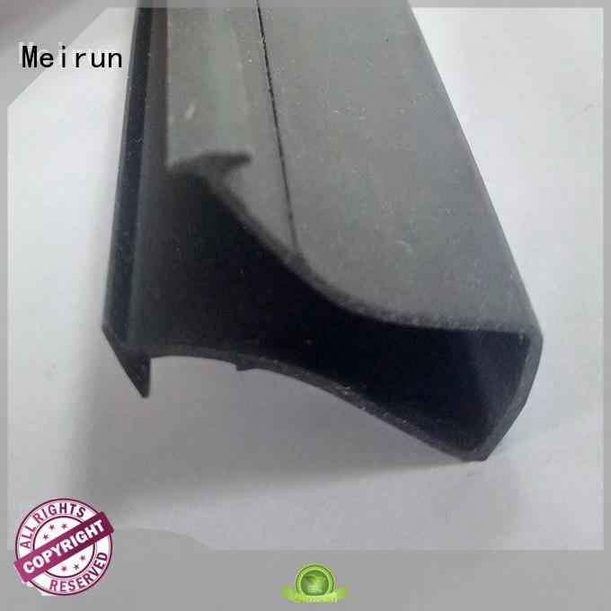 strip self adhesive rubber strip rubber for indoor Meirun